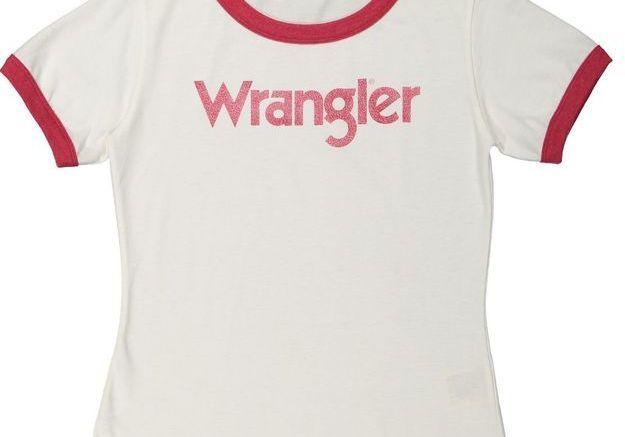 Tee-shirt été Wrangler