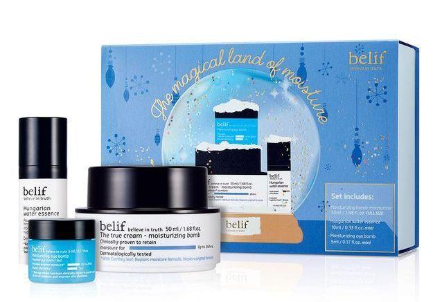 Coffret the magical land of moisture set, Belif