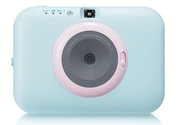 Une imprimante appareil photo