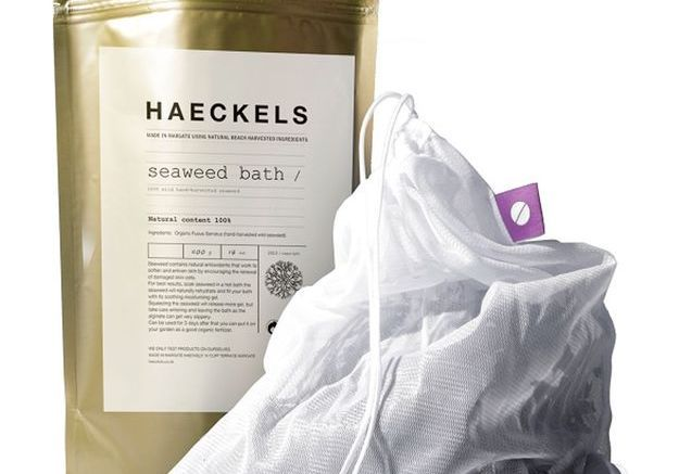 Algues pour le bain