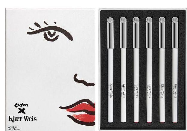 Artist Kit Crayons Yeux et Lèvres