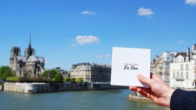 Box pour des visites guidées insolites de Paris