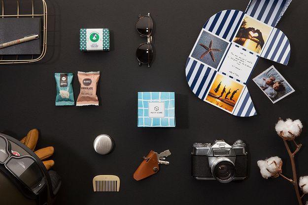 Cadeau personnalisable avec photos