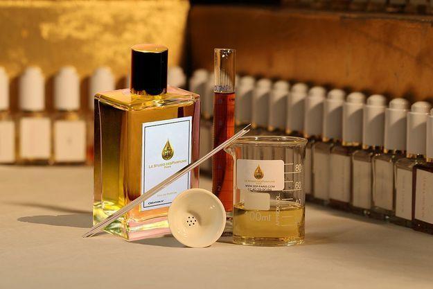 Création de parfum sur mesure