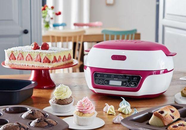 Un mini-four dédié à la pâtisserie