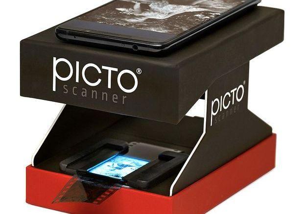 Un scanner pour smartphone