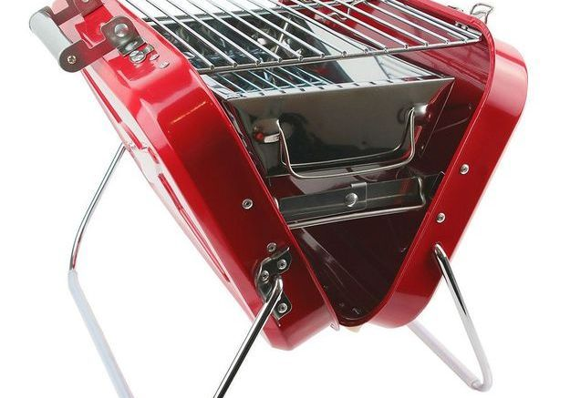 Valise Barbecue portable