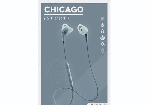 Ecouteurs sans fils Urbanista Chicago