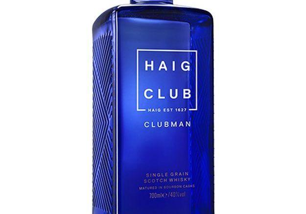Haig Club Clubman en partenariat avec David Beckham
