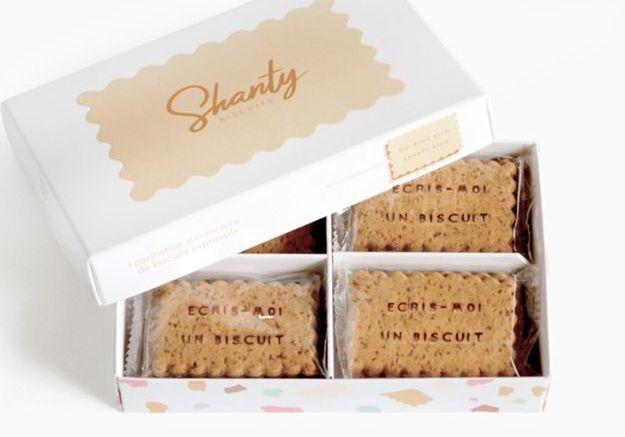 Coffret de 24 Biscuits par Shanty Biscuits