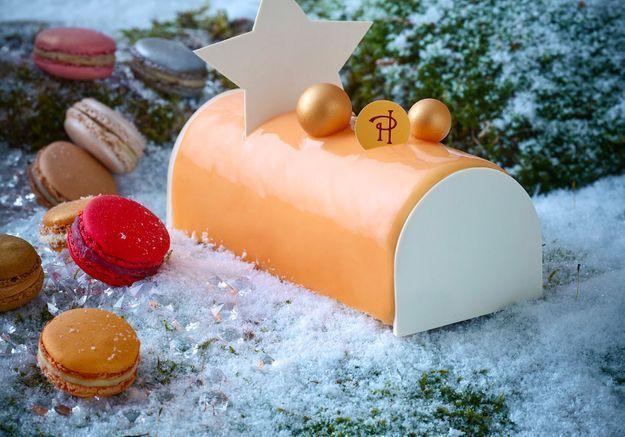 Notre sélection de 10 bûches glacées pour Noël