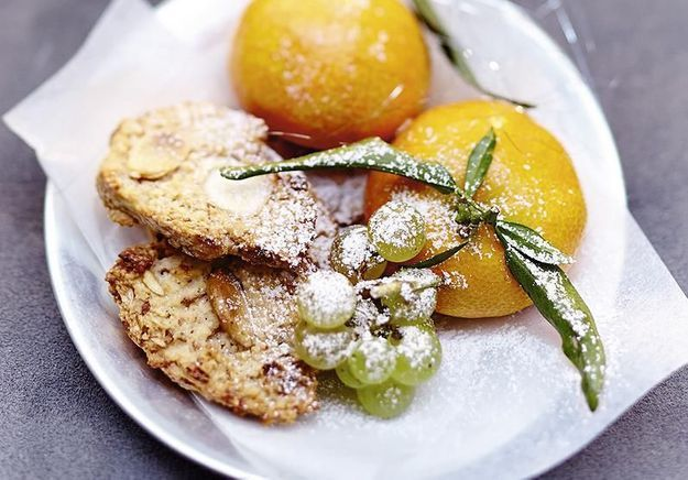 Les treize desserts provençaux revisités