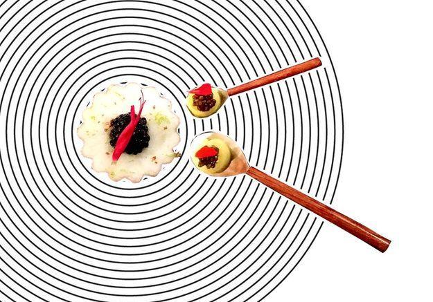 Nos recettes avec du caviar,  faciles et sans se ruiner
