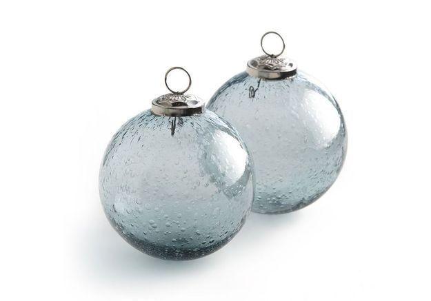 Boule de Noël en verre