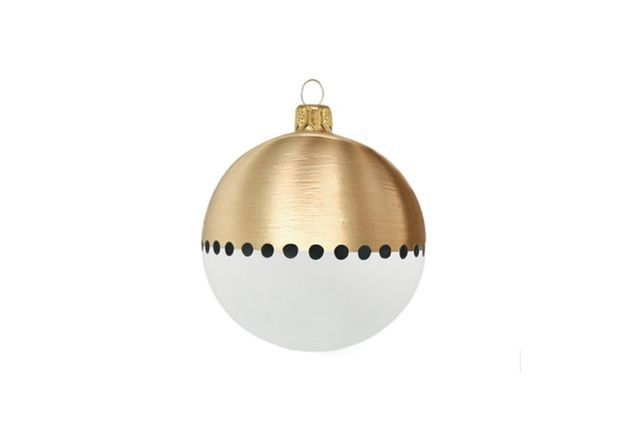 Boule de Noël tendance
