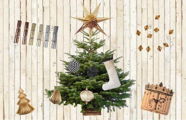 La déco de Noël illumine la maison