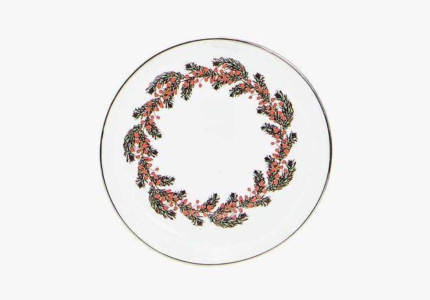 Vaisselle de  Noël avec dessin Zara Home