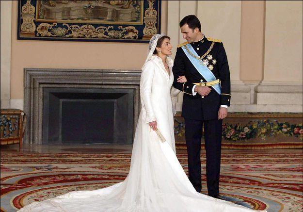 Mariage Royal : Letizia et Felipe, mariage pluvieux…