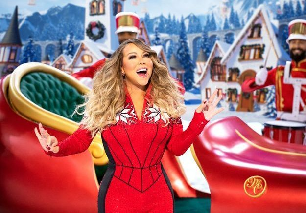 Mariah Carey : « Vous me connaissez parce que j'ai cru en moi »