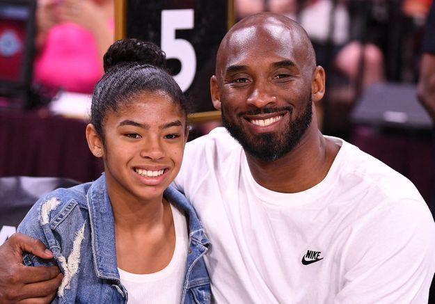 Mort de Kobe Bryant : une amie de sa fille Gianna lui rend hommage dans une lettre