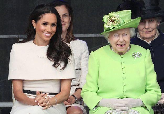 40 ans de Meghan Markle : la famille royale lui adresse ses vœux malgré les tensions