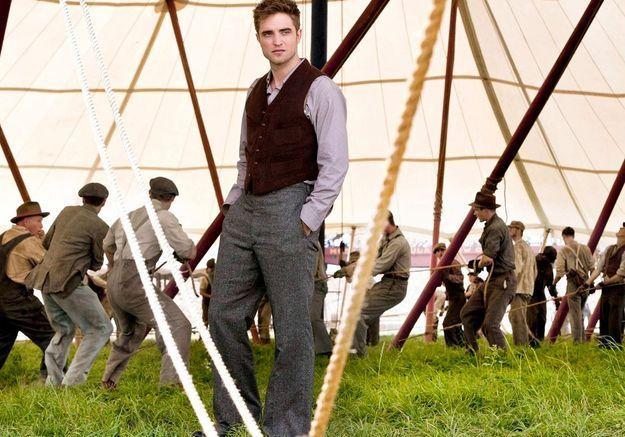 Robert Pattinson a la phobie des clowns