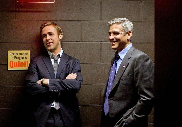«Les marches du pouvoir» avec George Clooney
