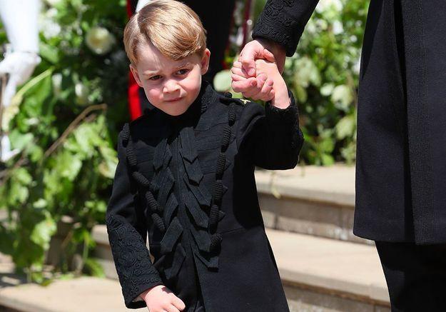 A 5 ans, le prince George participe à sa première partie de chasse