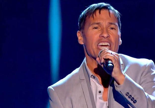 A 50 ans, Nathan des Worlds Apart tente un come-back dans The Voice