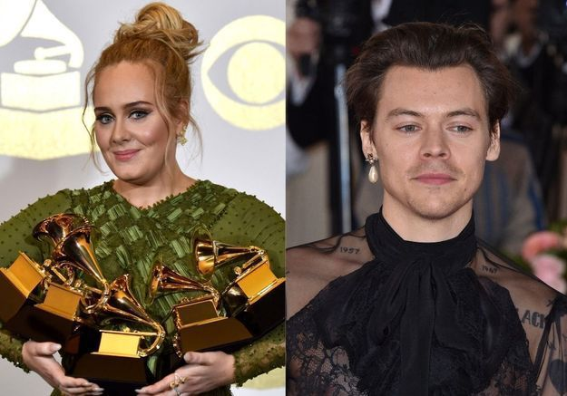 Adele et Harry Styles : la belle amitié sur la plage des Caraïbes
