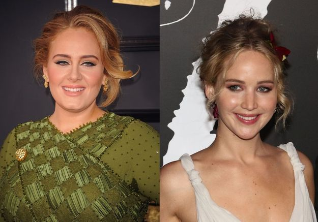 Adele et Jennifer Lawrence, ivres, enflamment un bar gay de New-York