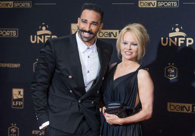 Adil Rami revient sur sa relation complexe avec Pamela Anderson