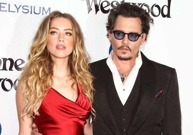 Amber Heard violente envers Johnny Depp ? Un enregistrement relance l'affaire