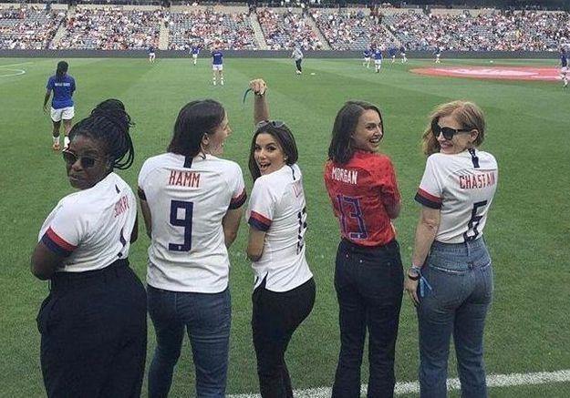 Angel City : le nouveau club de football féminin lancé par Natalie Portman