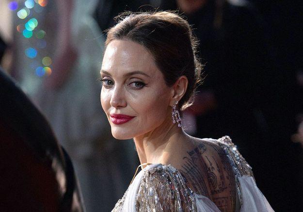 Angelina Jolie à propos de son rôle de mère : « Je ne suis pas du tout douée »