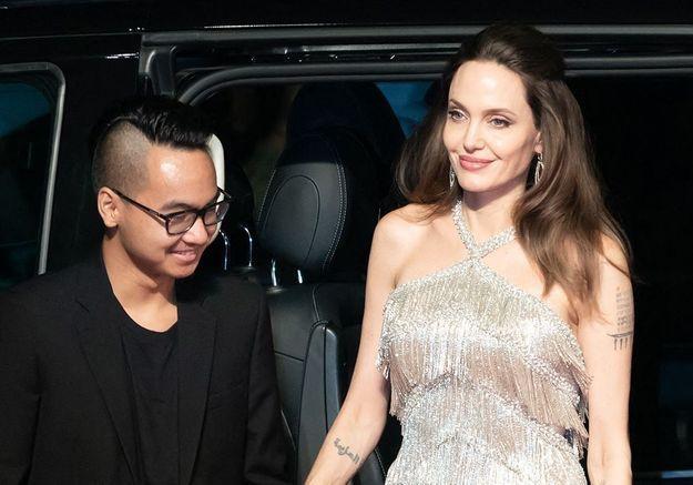 Angelina Jolie en plein divorce : son fils Maddox a témoigné contre Brad Pitt