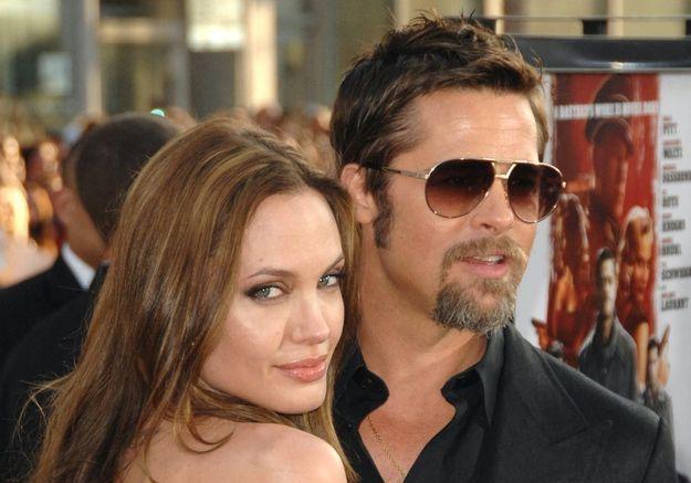 Angelina Jolie - Brad Pitt : les détails de leur rencontre sur le tournage de Mr & Mrs Smith