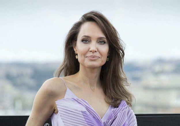 Angelina Jolie évoque les années « difficiles » qui ont suivi sa séparation avec Brad Pitt