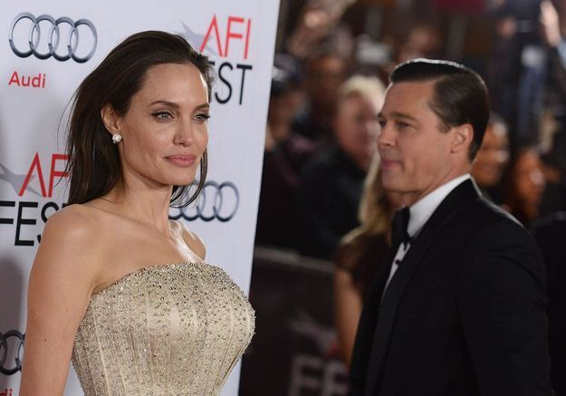 Angelina Jolie raconte les scènes de sexe jouées avec Brad Pitt