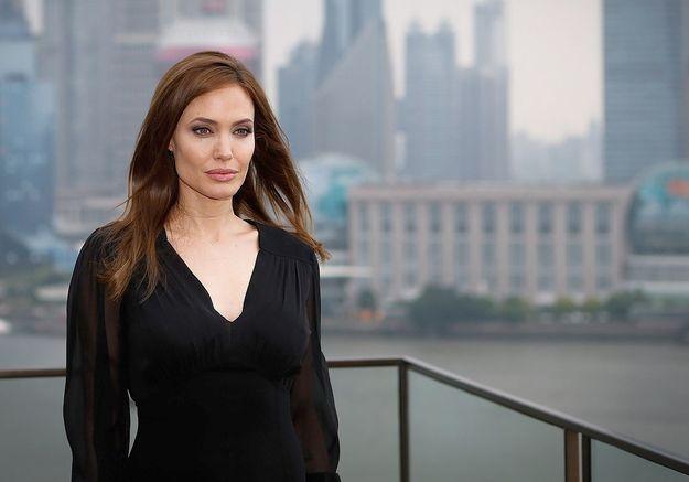 Angelina Jolie s'attire les foudres de la Chine