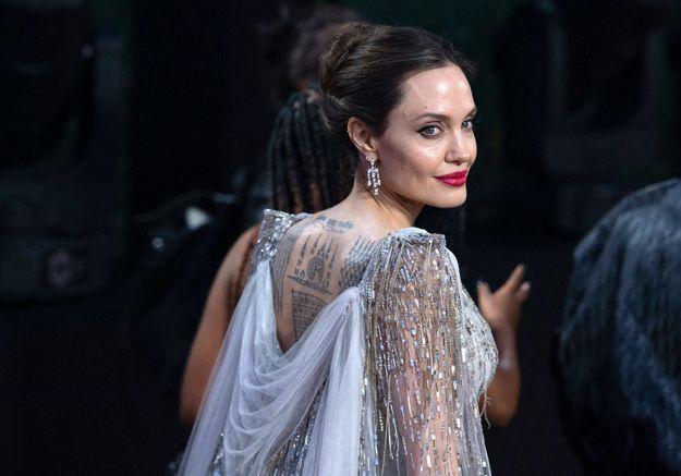 Angelina Jolie : sa dispute avec Brad Pitt au sujet d'Harvey Weinstein