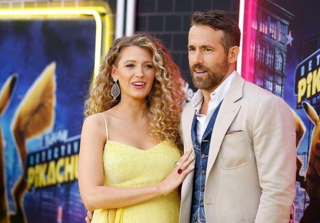 Anniversaire de Blake Lively : la drôle de surprise de son mari Ryan Reynolds