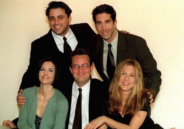 Après Jennifer Aniston, découvrez quel acteur de « Friends » rejoint Instagram