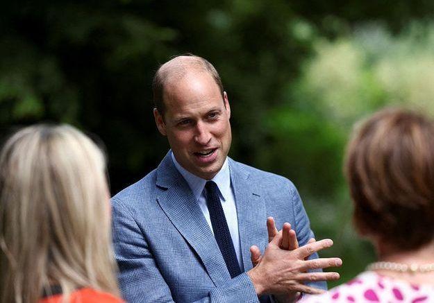 Après son frère Harry, le prince William va co-écrire un livre