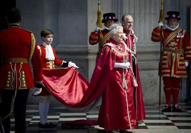 Arthur Chatto : les photos du petit neveu de la reine d'Angleterre font le buzz !