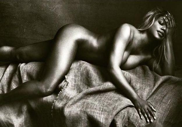 Laverne Cox : l'actrice transsexuelle de « Orange is The New Black » pose nue