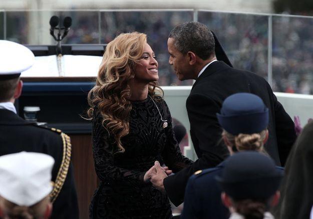 Barack Obama et Beyoncé : et si on s'amusait à croire à la blague ?