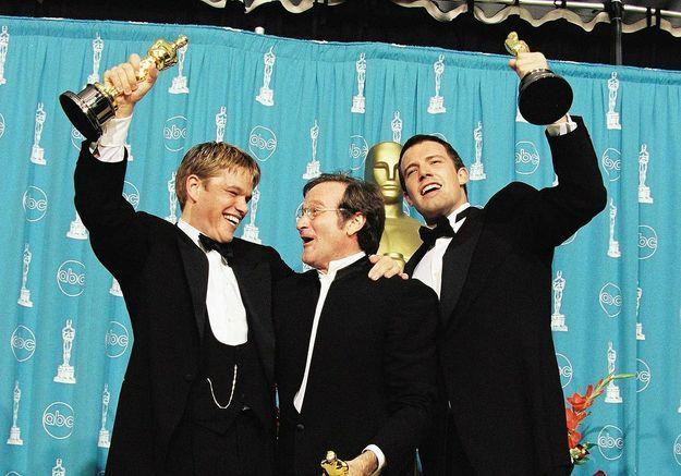 Ben Affleck « dévasté » par le suicide de son ami Robin Williams