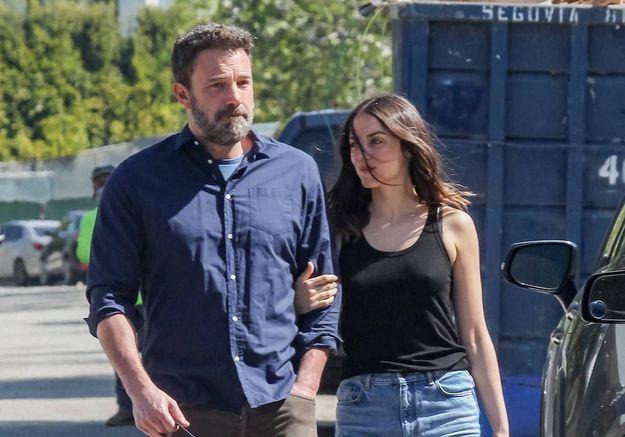 Ben Affleck et Ana de Armas : le couple se sépare