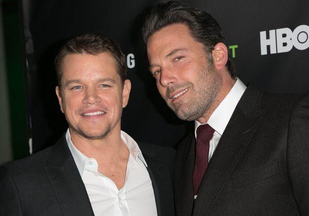 Ben Affleck peut compter sur Matt Damon pendant son divorce